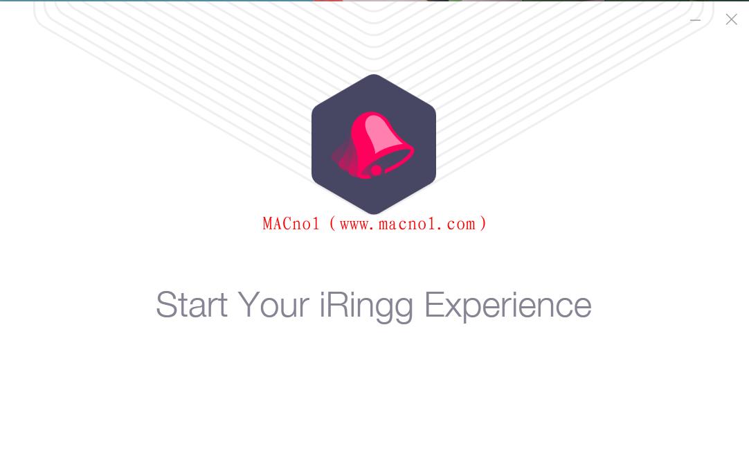 iRingg(铃声制作软件)v1.4.4 破解版 附破解补丁