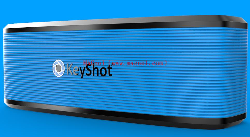 3D渲染软件 KeyShot Pro v10.2.102 中文破解版(附破解补丁)