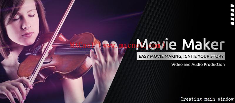 视频编辑软件 Windows Movie Maker 2021 v9.2.0 破解版(免注册码)