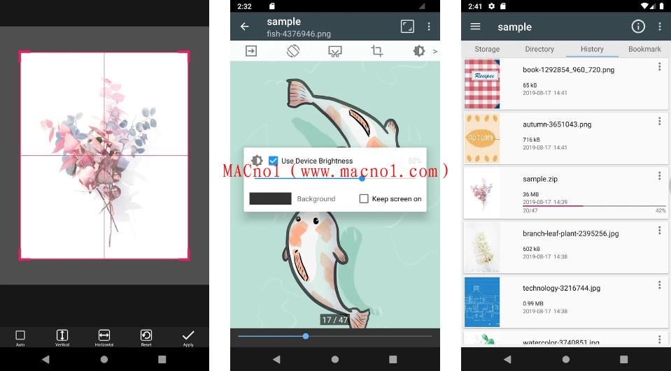 安卓手机漫画阅读器 ComicScreen v2185 解锁专业版