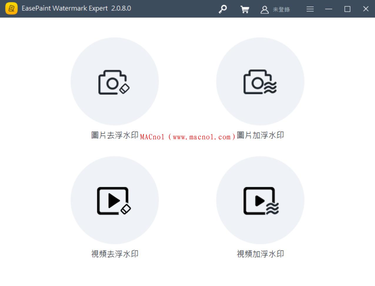 水印处理软件 EasePaint Watermark Expert v2.0.8 破解版(免激活码)